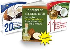 Le Secret de l'Huile de Coco le Super Aliment n°1 de la Nature